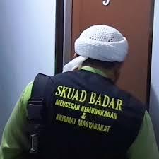 Vigilante Skuad Badar